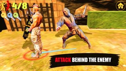 Ninja Assassin Knife Killer screenshot 3