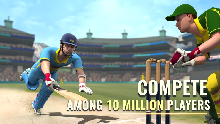 Sachin Saga Cricket Champions screenshot-5