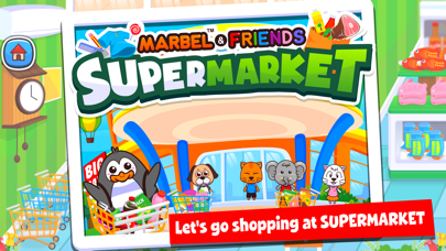 Marbel Supermarket (Full) Screenshot 1