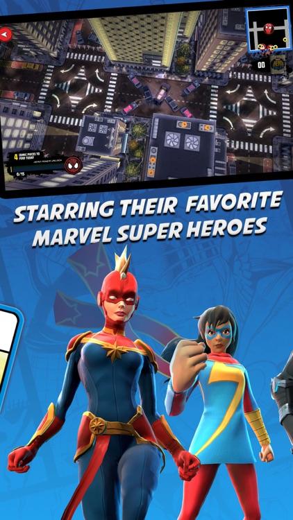 Marvel Hero Tales (Kids 6-12) screenshot-3