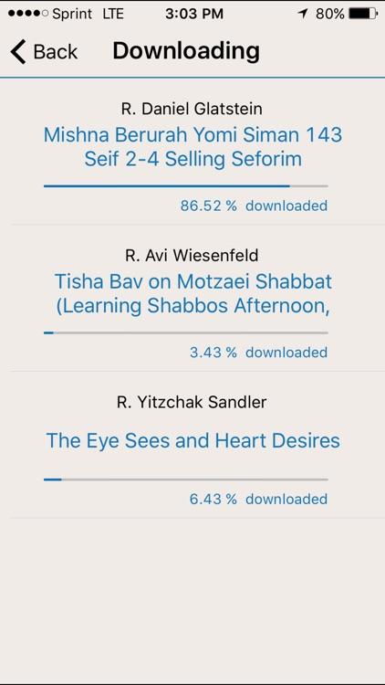 TorahAnytime.com screenshot-4