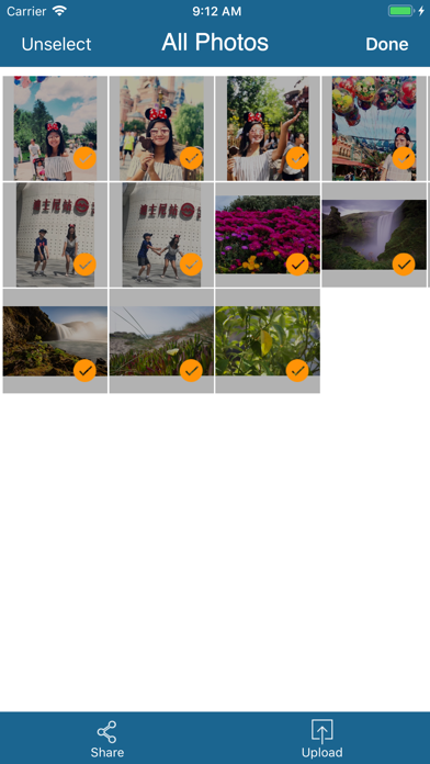 iTransfer - File Transfer Tool screenshot two