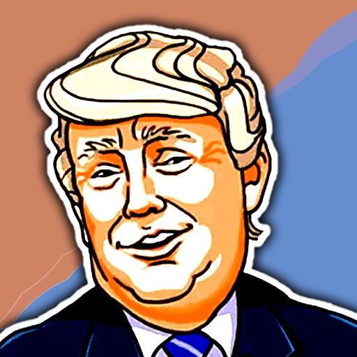 Trump The funny stickers pack