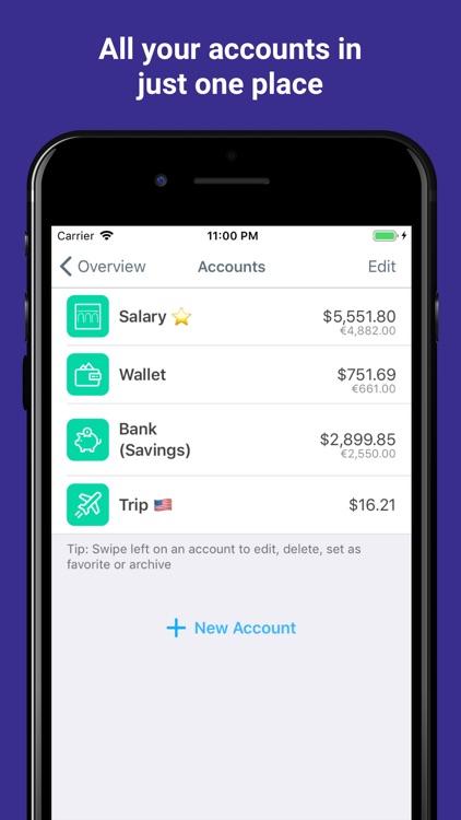 MoneyCoach - Save Money Easily screenshot-5