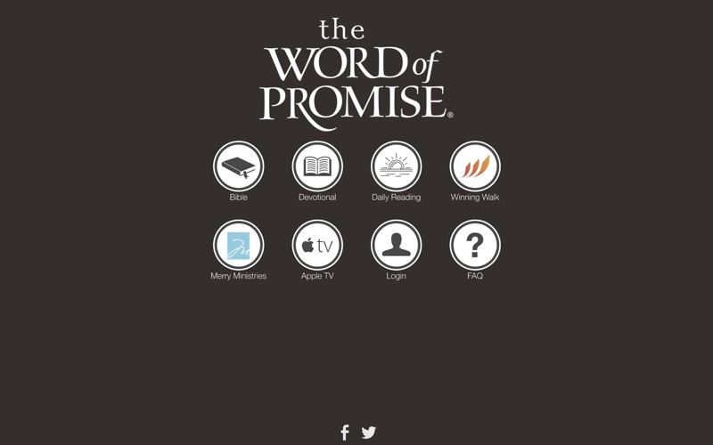 Bible - The Word of Promise? for Mac