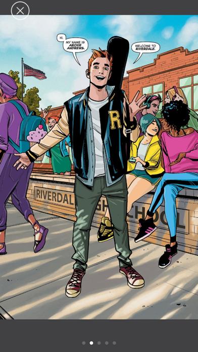 Archie Comics Reader Screenshot