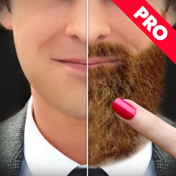 Beard and Mustaches Photo Pro