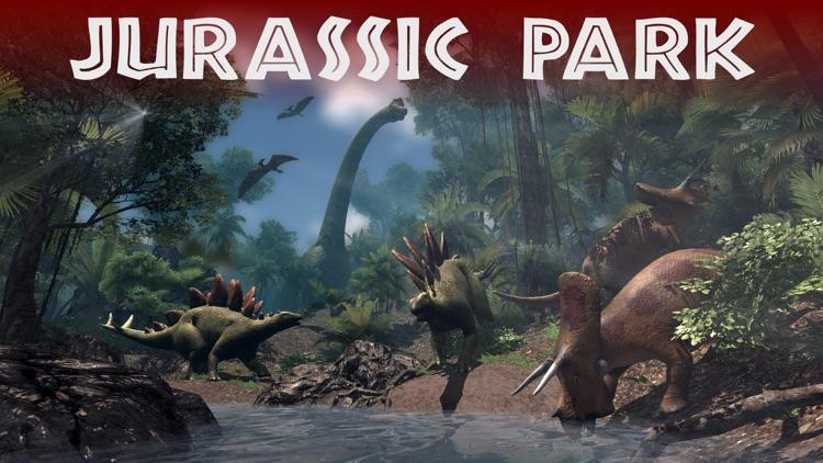 Jurassic VR Dino Park World screenshot-0