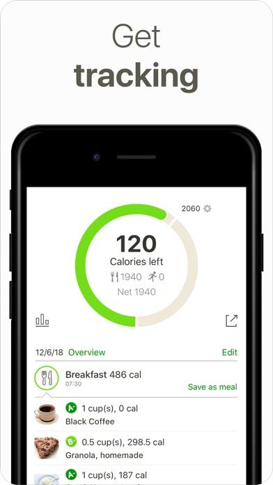 Fooducate Diet Nutrition review screenshots
