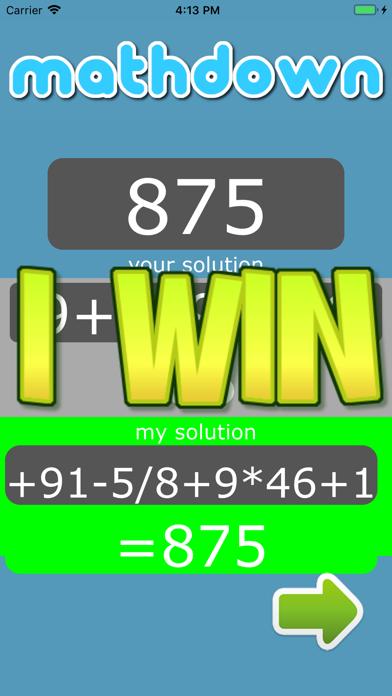 mathdown screenshot 3