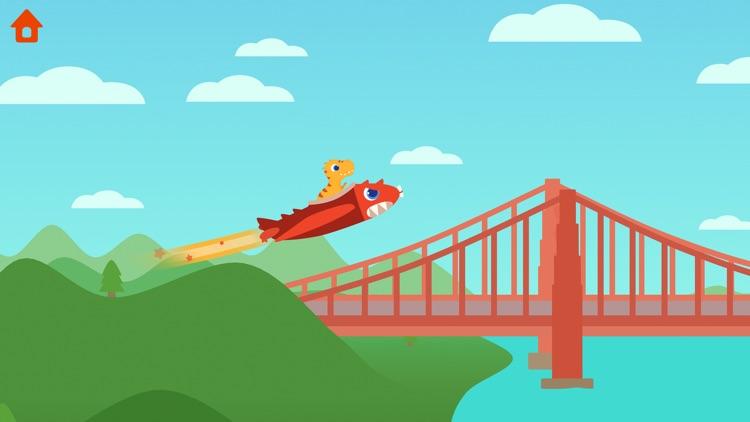 Dinosaur Plane - Game for kids screenshot-6