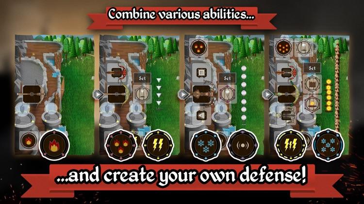 Grim Defender: Castle Defense screenshot-4