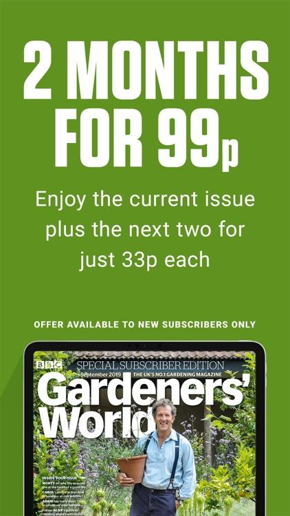BBC Gardeners' World Magazine screenshot-0