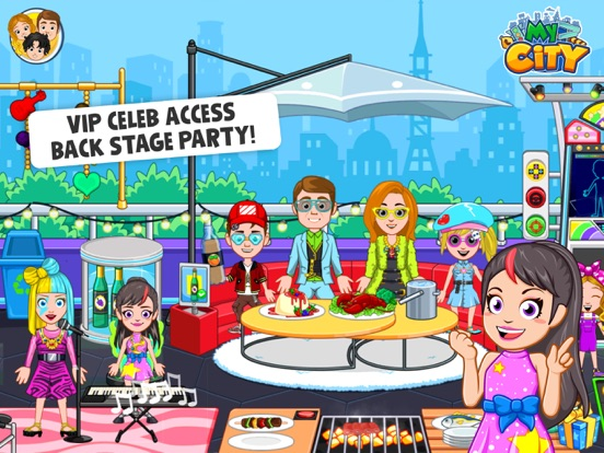 My City : Popstar screenshot 9