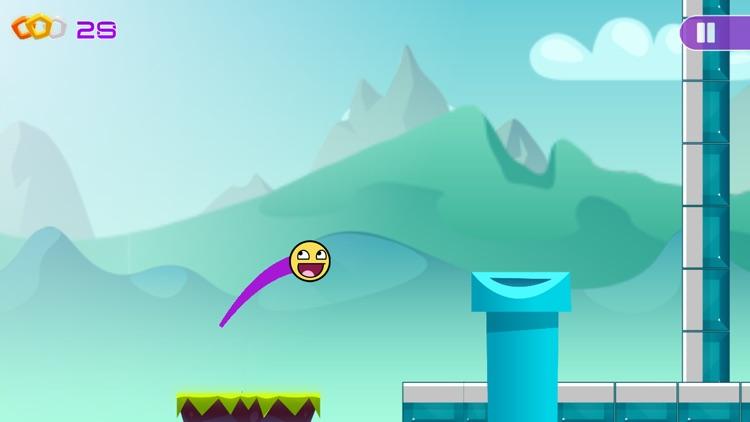 Crazy Jumping Emoji screenshot-4