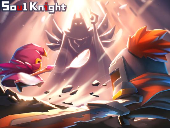 Soul Knight на iPad