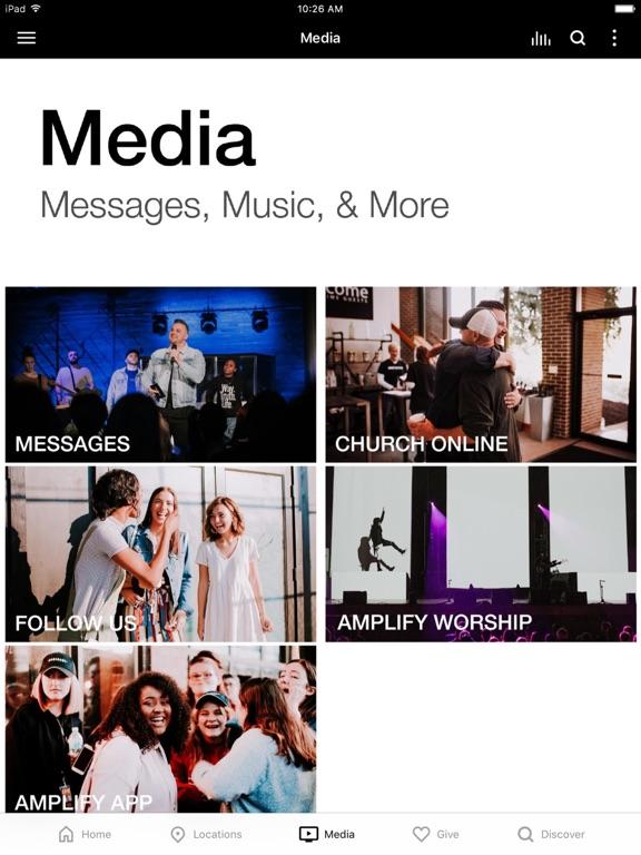 Amplify Church-ipad-1