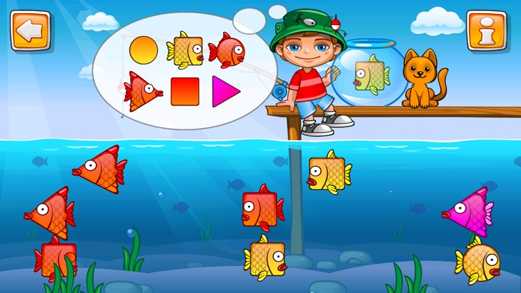 Educational games for kids 2+
