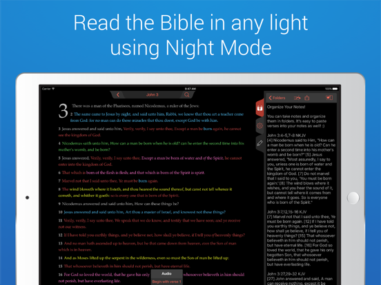 The Holy Bible - King James Version screenshot