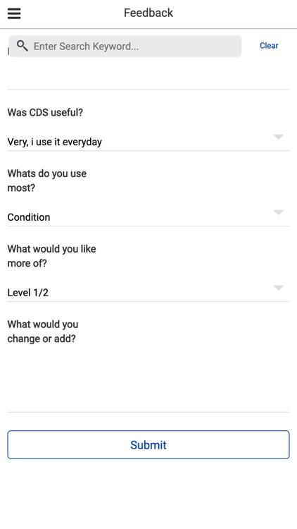 C-D-S Condition, Drill & Skill screenshot-3