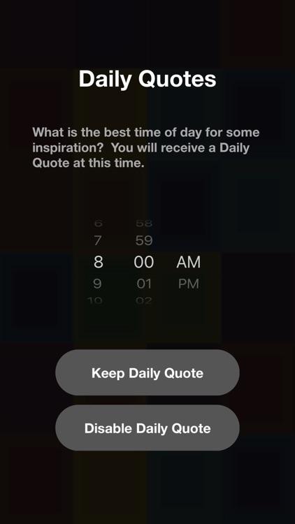 "Quotes"" Inspirational Sayings screenshot-3"