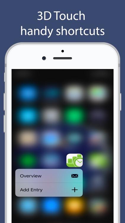 SalaryBook - Time tracker screenshot-8