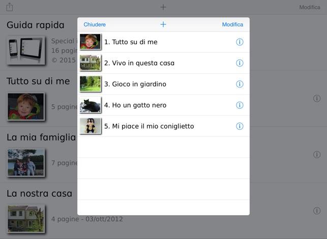 Storie Speciali Screenshot