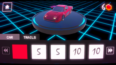 OverDrive - Synthwave Racerのおすすめ画像5