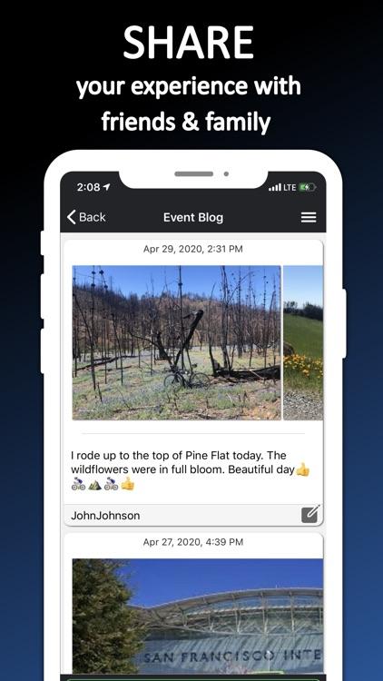 PJAMM Cycling App screenshot-8