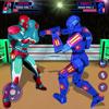 Marouane Benaziza - Robot Fight Ring VS Heros  artwork