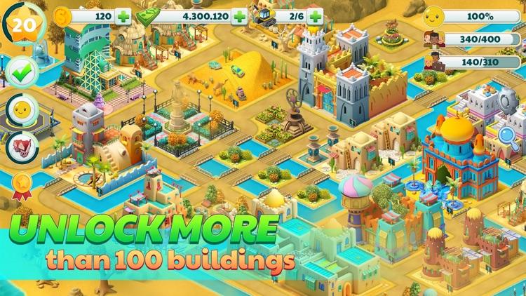 Town City - Building Simulator screenshot-3