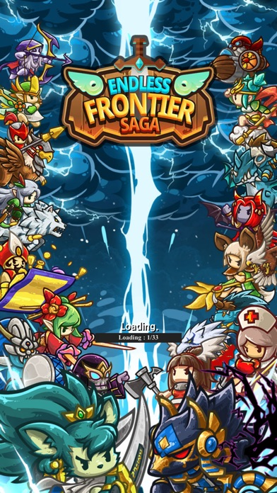 Endless Frontier Saga 2 - RPG-0