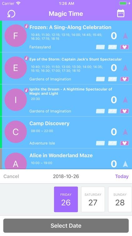 Magic Time for Shanghai Disney screenshot-3