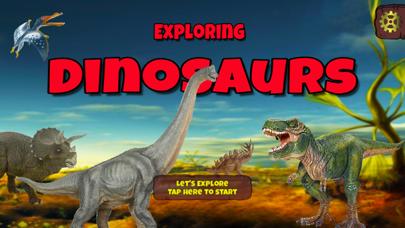 Exploring Dinosaurs Screenshot 1