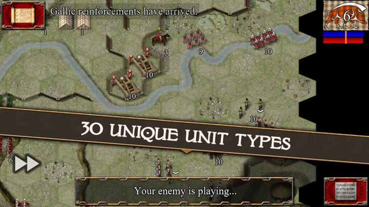 Ancient Battle: Rome screenshot-3