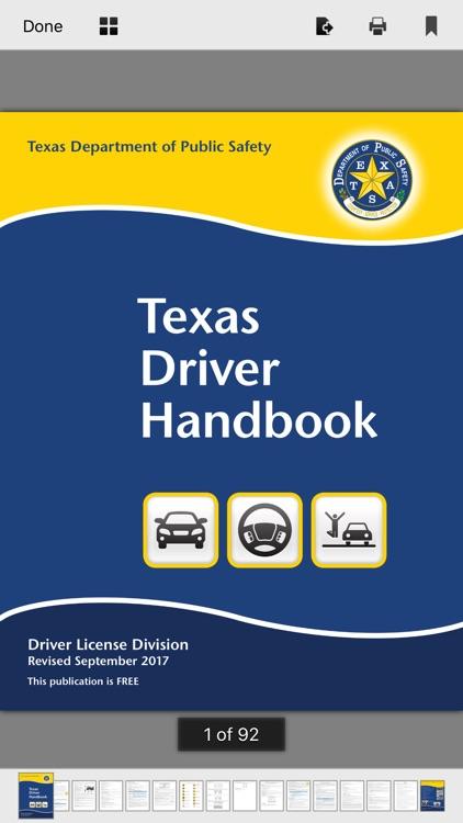 Texas DMV Test Prep screenshot-7