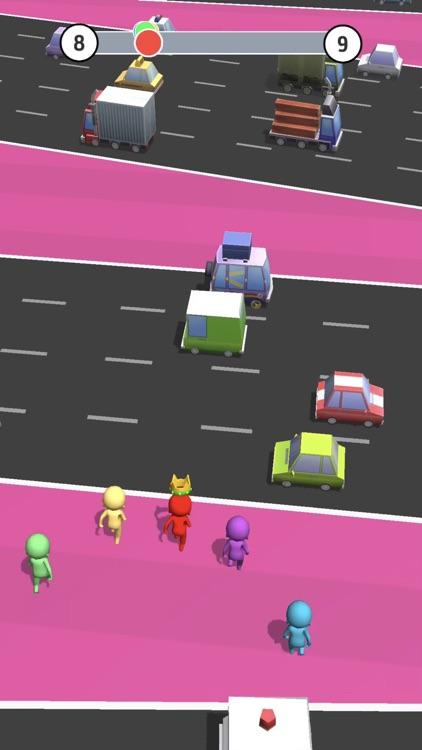 Road Race 3D screenshot-0