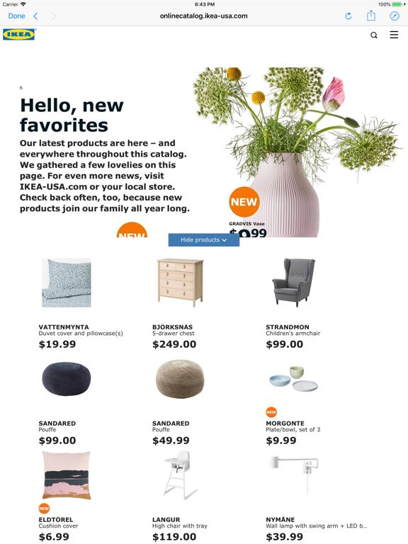 IKEA Catalogus