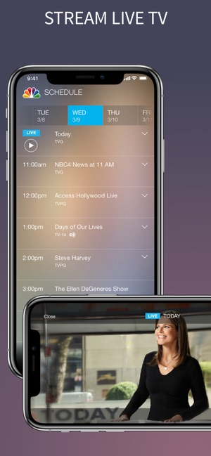 12fe6ca418 The NBC App – Stream TV Shows on the App Store