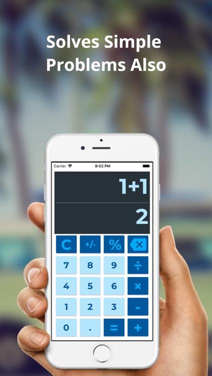 Big Finger Calculator screenshot-3