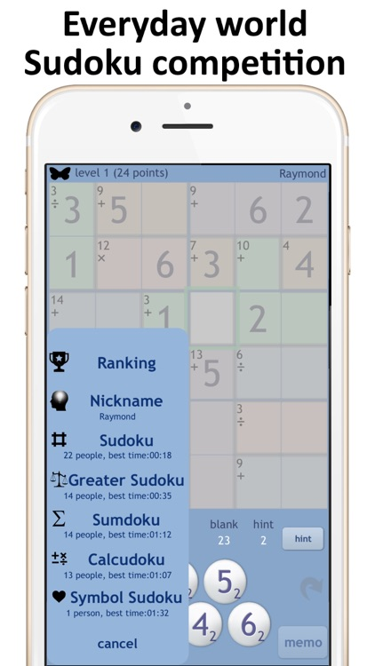 Sudoku 6 screenshot-3