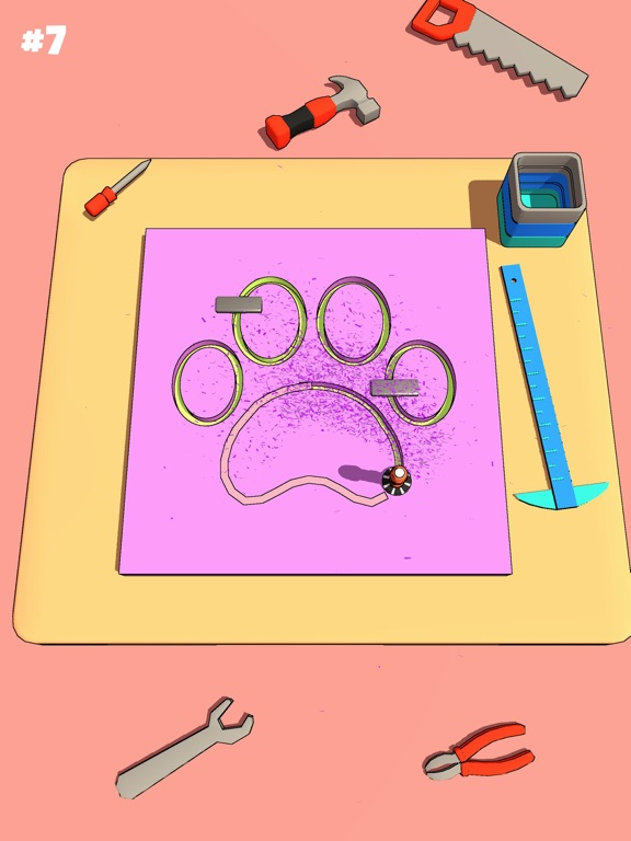 Carve it 3D screenshot 3