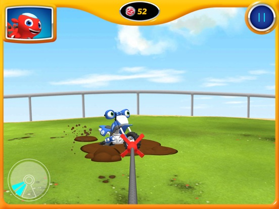 Ricky Zoom™ screenshot 11