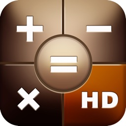 Calculator HD for iPad.