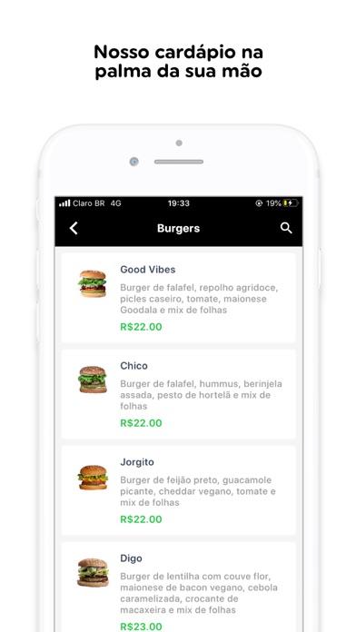 Goodala Burger screenshot 3