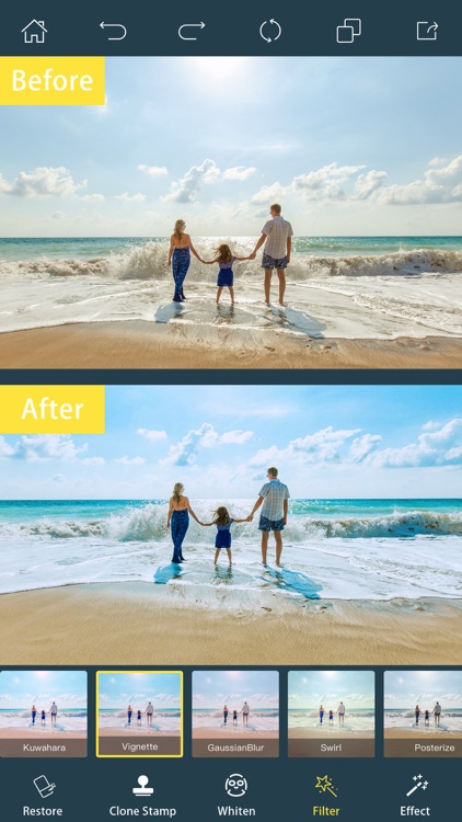 Photo Retouch- Blemish Remover screenshot-8