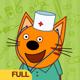 Три Кота Доктор - Игры Детям