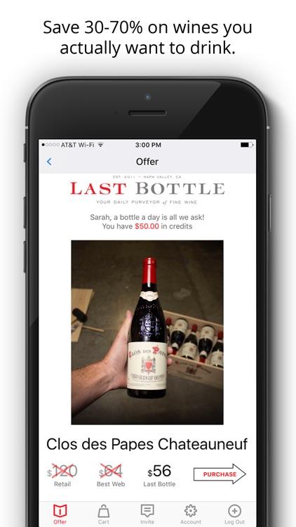 Last Bottle Wines screenshot-0
