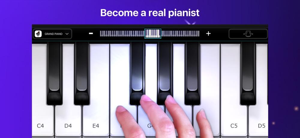 Piano – simply game keyboard Cheat Codes