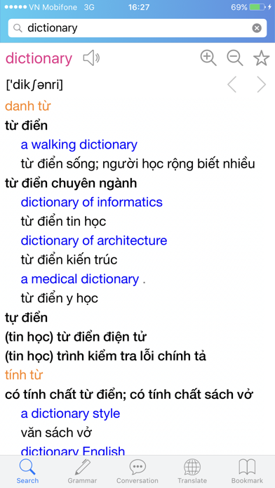 Lac Viet Dictionary: Eng - Vieのおすすめ画像2